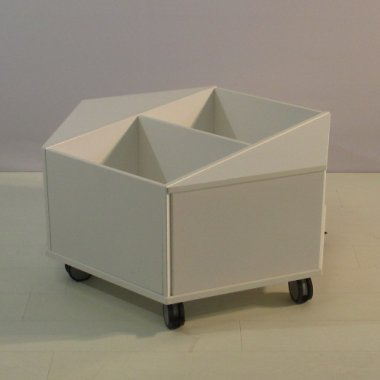 Säilytin Trixagon-Kinnarps