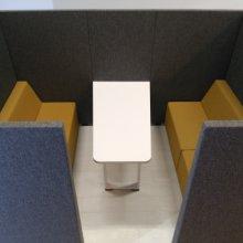 Neuvoteluryhmä Mr Box Meeting Cubicle