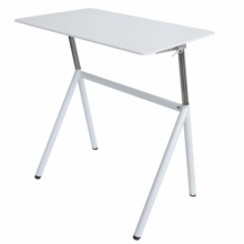 StandUp desk 70x60 Matting_valkoinen